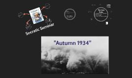 Introduction to Socratic Seminar_Autumn 1934