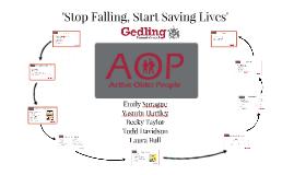 Stop Falling, Start Saving Lives