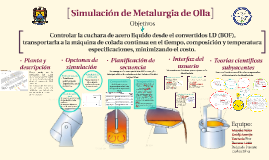 Copy of Simulación de Metalurgia de Olla