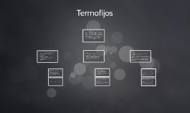 Termofijos