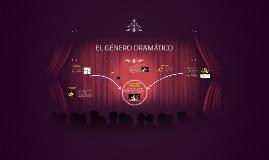 Copy of EL GÉNERO DRAMÁTICO