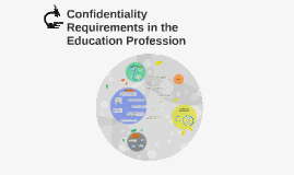 Confidentiality Requirements in the Education Profession