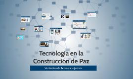 Tecnología y Construcción de Paz