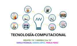TECNOLGÍA-COMPUTACIONAL