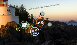 AFAN- Atividade fisíca de aventura