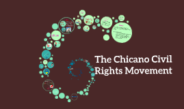Copy of The Chicano Civil Rights Movement