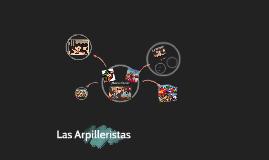 Las Arpilleristas