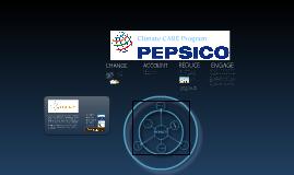 Pepsico: Climate Care