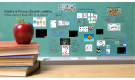 Inquiry & Project Based Learning
