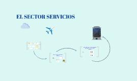 El sector servicios.