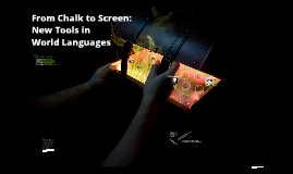 From Chalk to Screen