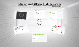 Alkene and Alkyne Halogenation