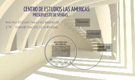 Copy of Copy of PRESUPUESTO DE VENTAS