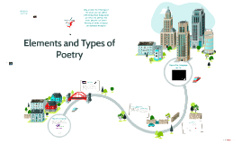 Elements and Types of Poetry