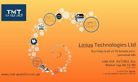Linius Technologies Ltd (LNU.ASX)