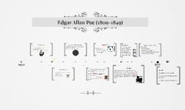 Copy of Edgar Allan Poe (1809-1849)