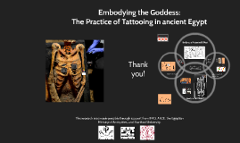 Embodying the Goddess: The Practice of Tattooing in ancient