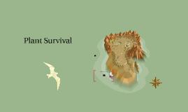 Plant Survival