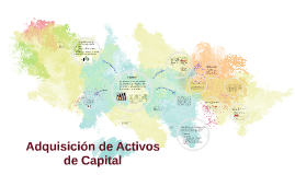 adquisicion de activos de capital