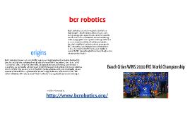 Copy of robotics