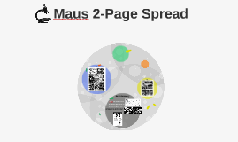 Maus 2-Page Spread
