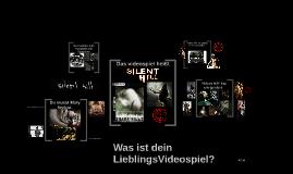 Was ist dein Videospiel?