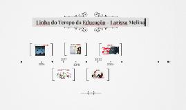 Linha do Tempo da Educação