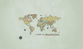 A ARTE NA MESOPOTÂMIA