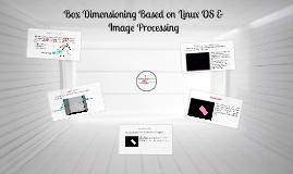Box Dimensioning System