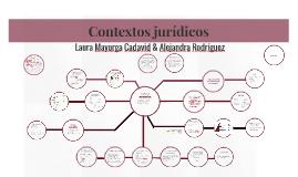 Contextos jurídicos