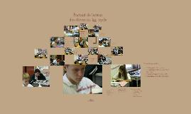 Portrait de lecteur des élèves du 1re cycle