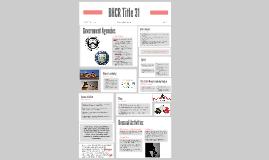 Online Training Title 31 Lesson 1