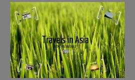 My Asia Trip - UCMC Presentation - 8/29/2012