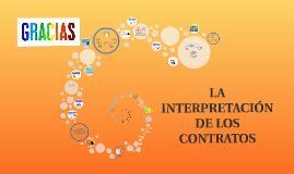 Copy of LA INTERPRETACIÓN DE LOS CONTRATOS