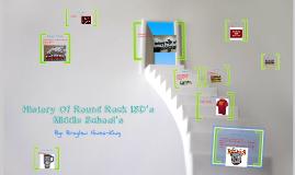 History Of Round Rock ISD