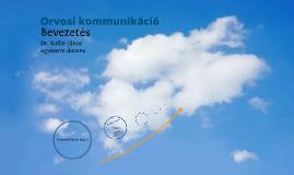 MOK Akadémia orvosi kommunikáció bevezetés