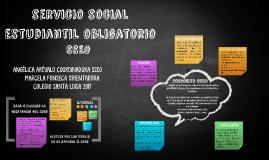 servicio social estudiantil obligatorios
