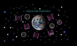 Copy of PSICOLOGÍA HUMANISTA