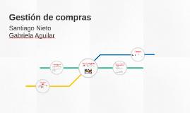 Copy of Gestión de compras