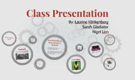 Copy of Copy of Copy of Copy of Class Presentation