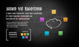 Mind vs Emotion
