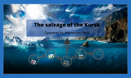 The salvage of the Kursk
