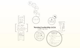 Nursing leadership forum