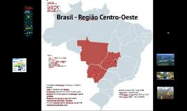 Brasil - Região Centro-Oeste