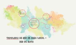 TOPOLOGIAS DE RED DE AREA LOCAL