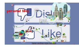 personal likes