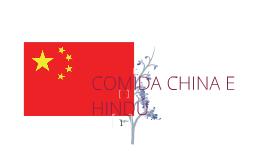 gastronomia china e indu