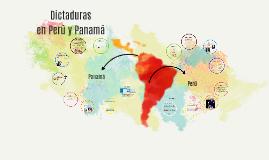 dictaduras