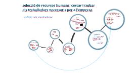 selecció recursos humans senzill