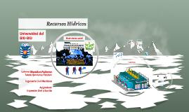 recursos hidrícos